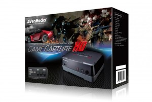 AVerMedia Game Capture HD - review & giveaway