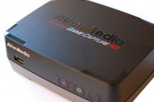 AVerMedia Game Capture HD with built in storage
