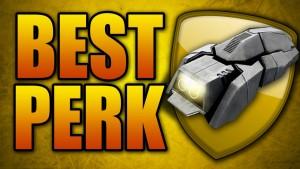 Best Perk in COD Advanced Warfare - Blast Surpressor