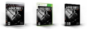 Black Ops 2 - Standard Edition for PS3, XBOX & PC