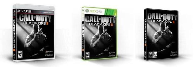 Black Ops 2 - Standard Edition - PS3 XBOX PC