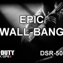 Black Ops 2: my first wall bang! [DSR-50 on Express]