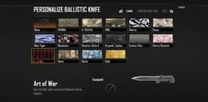 Black Ops 2 - all challanges for the ballistic knife