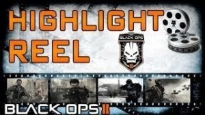 Black Ops II - Highlight Reel (Theatre Mode feature)