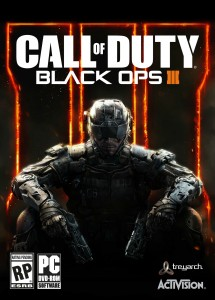 Call of Duty Black Ops 3 game cover