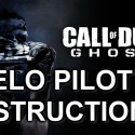 COD: Ghosts – how to go ham with the HELO Pilot