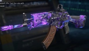 The recently updated Dark Matter camo (Black Ops 3 weapon unlocks)