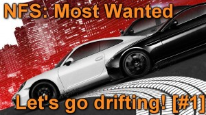 NFS Most Wanted - Perfect Drift Spot