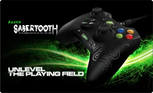 Razer Sabertooth Gaming Controller for XBOX & PS3