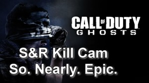 So Nearly Epic - COD Ghosts - S&R Final Kill Cam