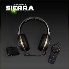 Turtle Beach Ear Force Sierra Gaming Headset