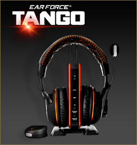 Turtle Beach Ear Force Tango Gaming Headset