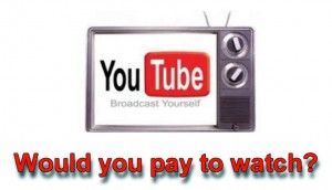 Youtube Premium - Pay Per View - Subscription Service
