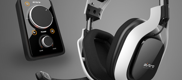 2013 Astro A40 gaming headset