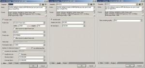 AVerMedia Game Capture HD - Sony Vegas Render Settings