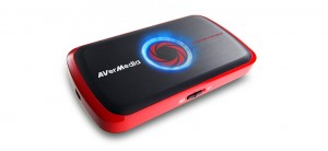 AVerMedia Live Gamer Portable (C875) - official photos [illuminated logo]