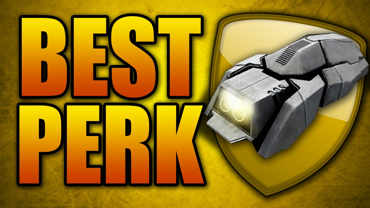 Best Perk in COD Advanced Warfare - Blast Surpressor