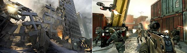 Call of Duty: Black Ops 2 - Aftermath + Cargo Multiplayer maps