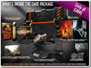 Black Ops 2 - Care Package (what's inside the box)