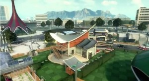 Nuketown 2025 - available free if you pre-order Black Ops 2