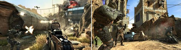 Call of Duty: Black Ops 2 - Turbine & Yemen Multiplayer maps