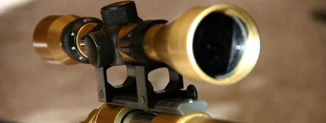 Black Ops 2 - gold sniper rifle - gold cun camo