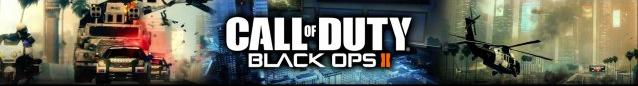 Call of Duty: Black Ops 2 - available 13th November 2012