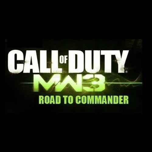 COD MW3 RTC Road To Commander ft iKingOfHouse