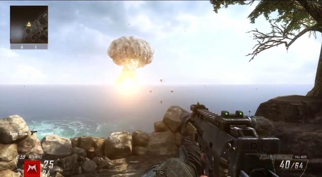 Call of Duty - Black Ops 2 - Tactical Nuke