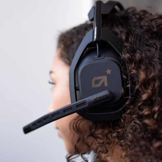 Dolby Atmos Surround Sound Gaming Headset (Astro Gaming A50)