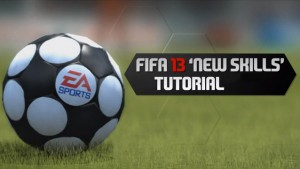 Fifa 13 new skills tutorial (PS3)