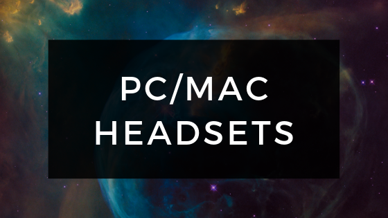 PC & Mac Gaming Headsets