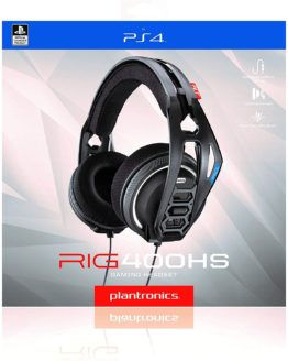 RIG 400HS Stereo Gaming Headset for PS4