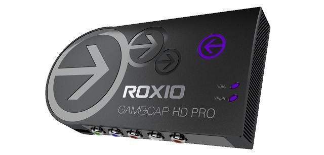 Roxio Game Capture HD (for PS3, XBOX & PC)