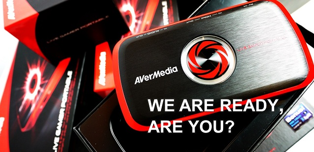 Win an AVerMedia Live Gamer Portable