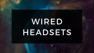 Wired Gaming Headsets